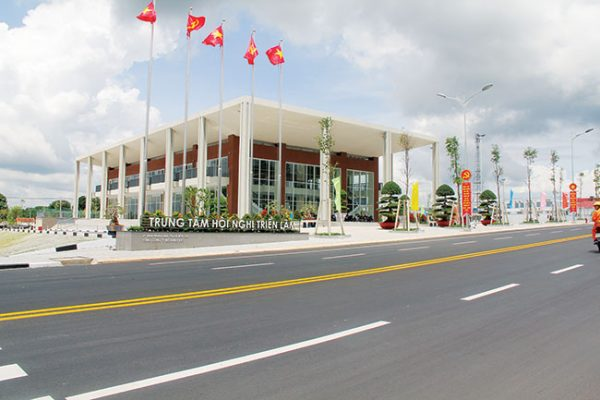 Dự Án Golden Center City 2 6