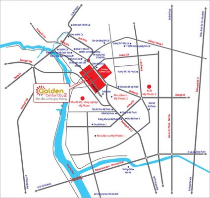 Dự Án Golden Center City 2 1
